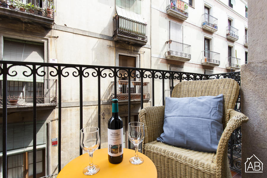 AB Tallers - Las Ramblas - Apartment for up to 3 people in city centre - AB Apartment Barcelona
