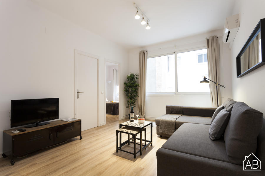 AB Rossello Premium I - Charmant appartement de 2 chambres dans Eixample-Esquerra - AB Apartment Barcelona