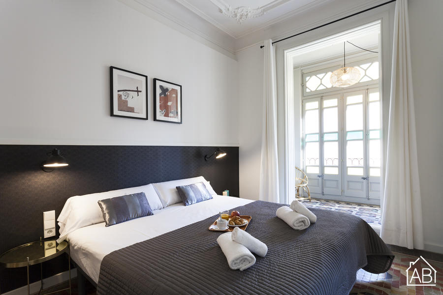 AB Casa Farreras 2A - Chic Eixample apartment for 4 people - AB Apartment Barcelona