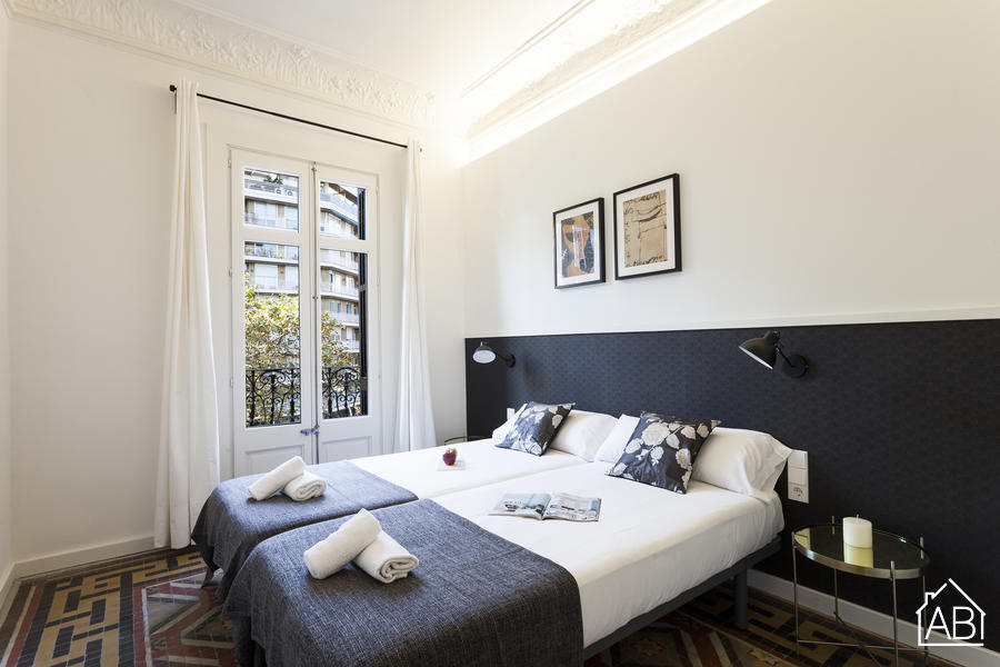 AB Casa Farreras 2B - Appartement chic dans le centre d´Eixample - AB Apartment Barcelona
