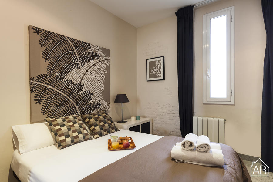 AB Sagrada Família - Contemporary 2-Bedroom Apartment with a Balcony near the Sagrada Família  - AB Apartment Barcelona