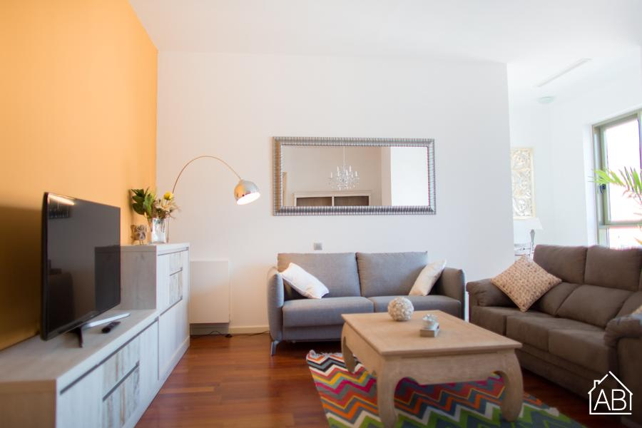 AB Luxury Central Angel 3-2 - Lovely Gothic Quarter Apartment with Communal Terrace and Pool - AB Apartment Barcelona