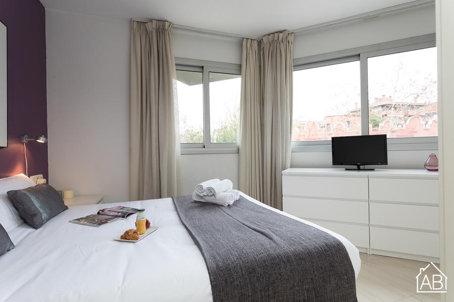 AB SARRIA CONFORT 1-7 - Recently renovated apartment for 2 in stylish Sarrià-Sant Gervasi - AB Apartment Barcelona