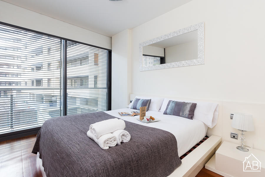 AB POBLENOU PREMIUM 1-4 - Trendy 2-bedroom Poblenou Apartment with a Balcony - AB Apartment Barcelona