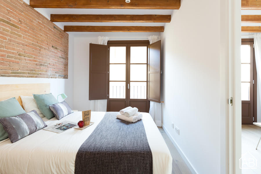 AB Premium Old Town 3-2 - Premium Altstadtapartment für 4 - AB Apartment Barcelona