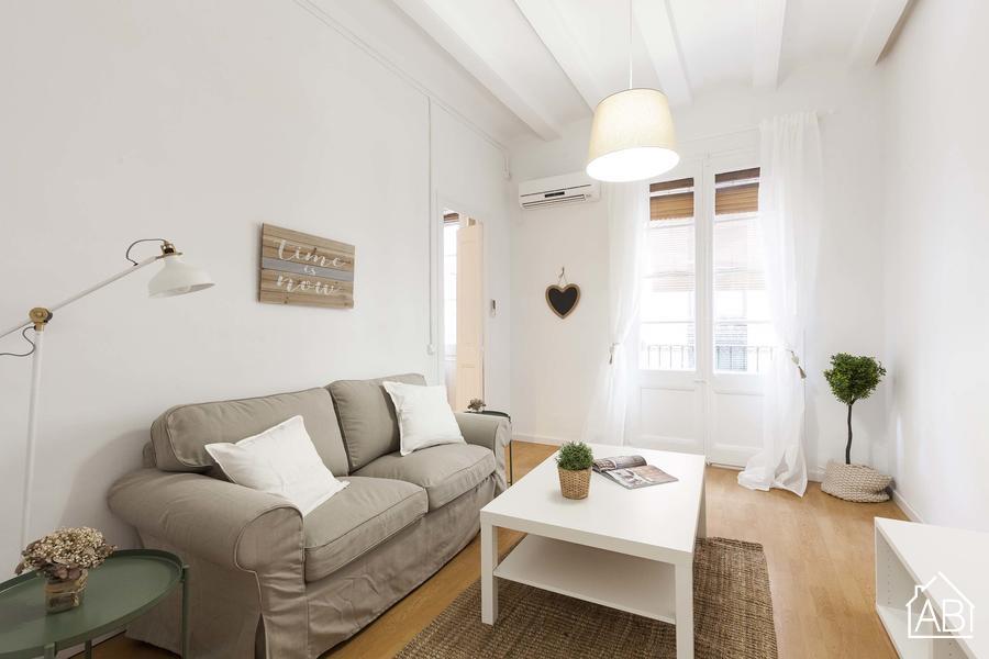 AB Barceloneta Saint Michael Street X - شقة من ثلاث غرف نوم على بعد خمس دقائق سيرا على الأقدام من الشاطئAB Apartment Barcelona -