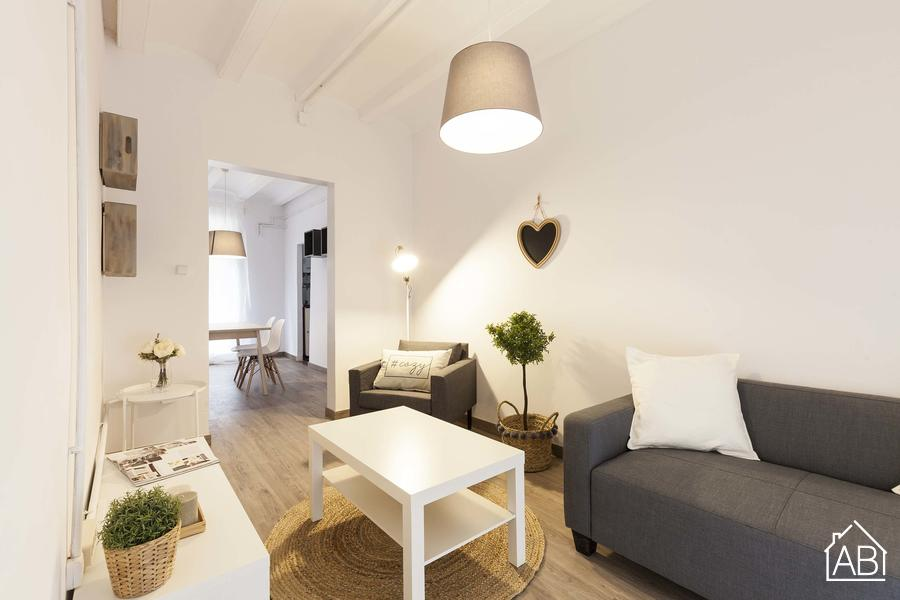 AB Barceloneta Saint Michael Street XI - Three bedroom premium apartment by the beach - AB Apartment Barcelona