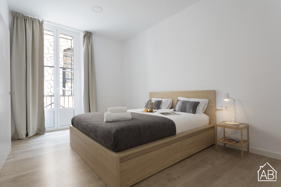 AB CIUTADELLA CONFORT - Old Town apartment with balcony for 7 people - AB Apartment Barcelona