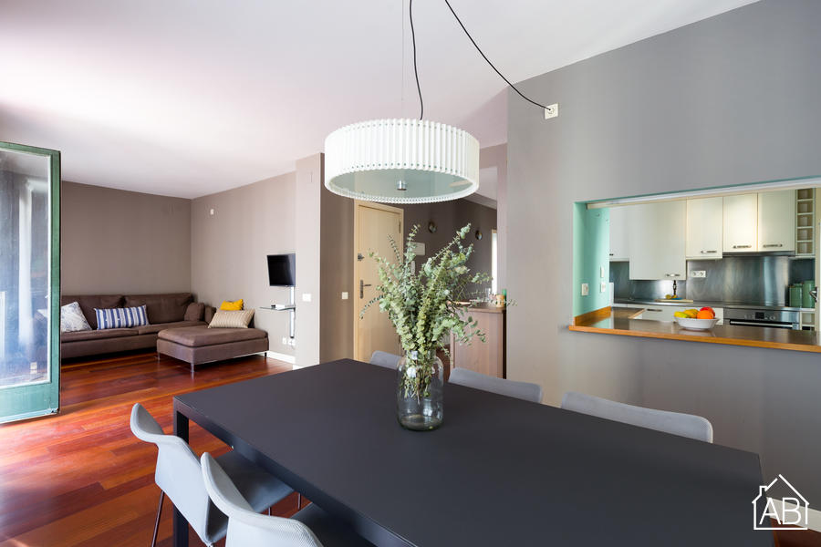 AB Born Bonaire with Private Terrace - AB El Born 2 bedroom Apartment with Private Terrace - AB Apartment Barcelona