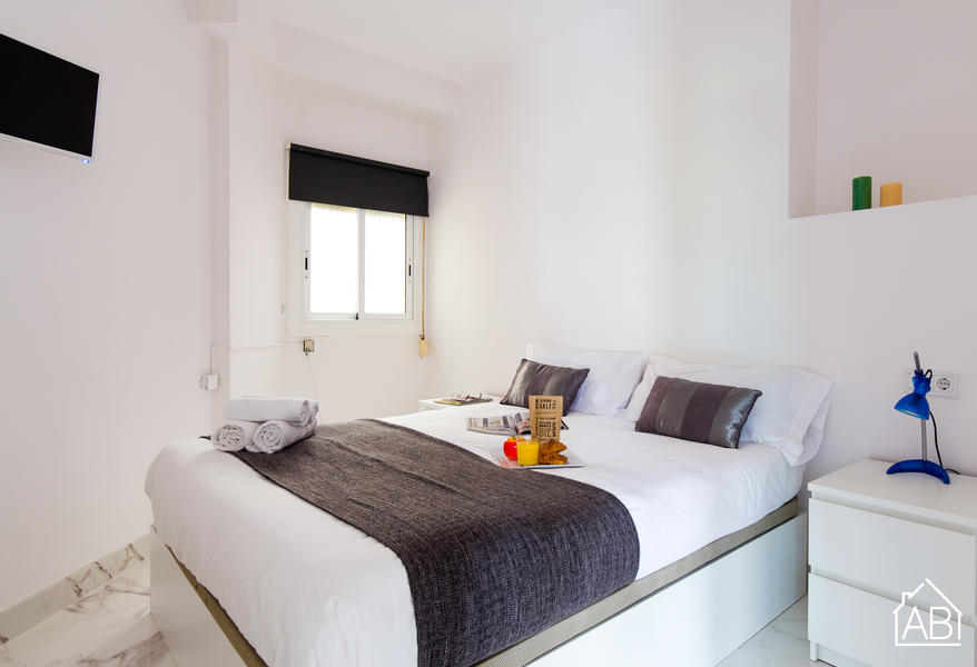 AB Sant Pau - Cosy and Modern 1-bedroom Apartment near the Sagrada Família - AB Apartment Barcelona