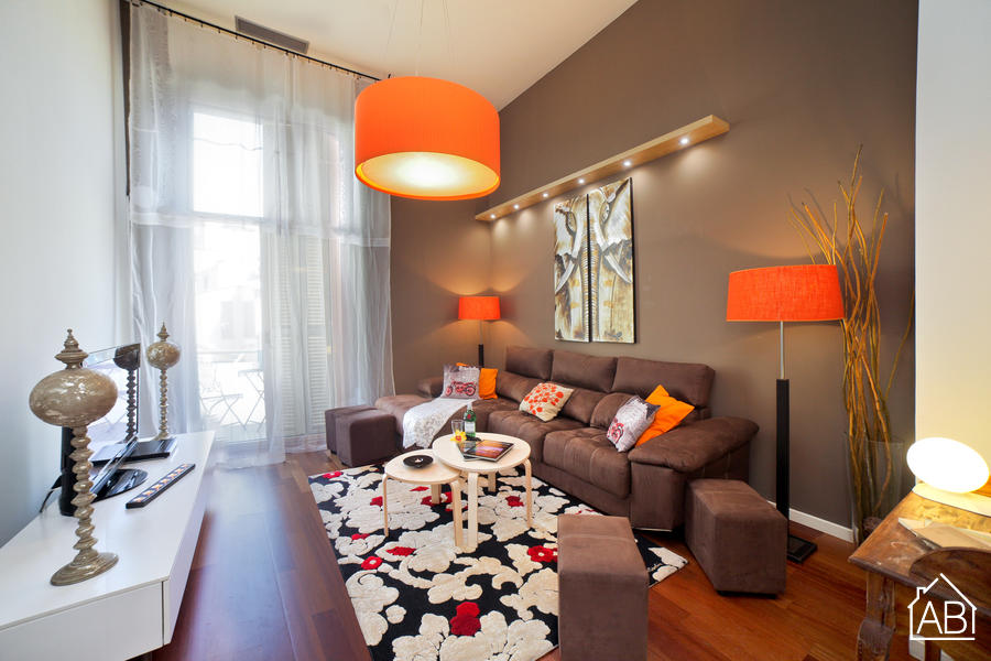 Victoria City Center 3 - Modern Apartment near Plaça de Catalunya for up to 10 guestsAB Apartment Barcelona -