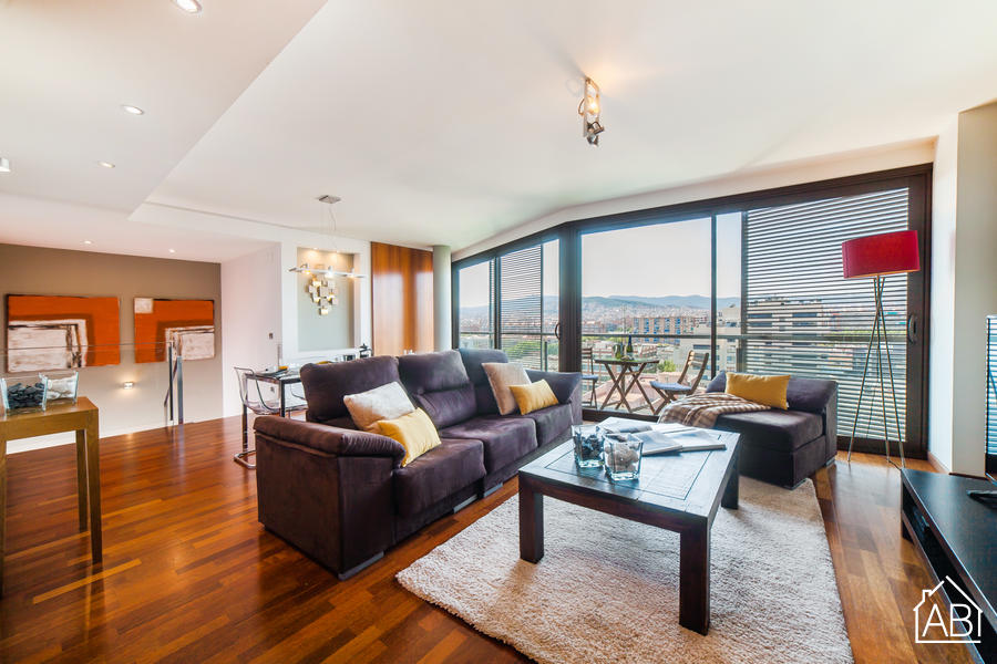 Victoria Diagonal Mar 1 - Incredible Apartment in Sant Martí for up to 8 guestsAB Apartment Barcelona -
