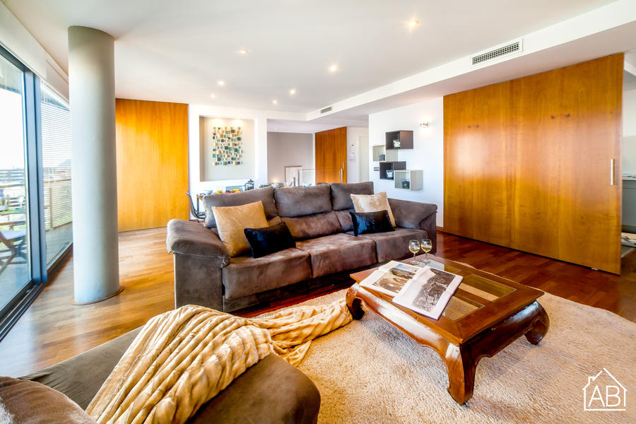 Victoria Diagonal Mar 2 - Wonderful Apartment in Sant Martí for up to 8 guests - AB Apartment Barcelona