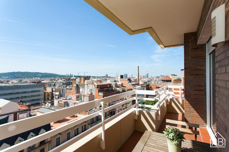 AB Eixample Views - Great 2-bedroom Apartment in Eixample - AB Apartment Barcelona
