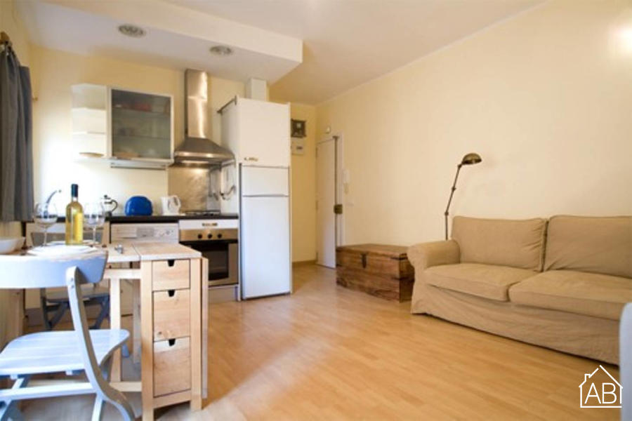 AB Villa Joisa X - 1-bedroom Apartment in Barceloneta, 2 minutes from the beach - AB Apartment Barcelona