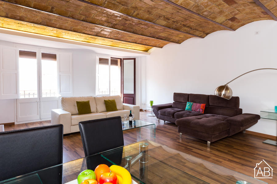 AB Comtal Apartment - Chic 2-bedroom Apartment, minutes from Plaça de Catalunya - AB Apartment Barcelona