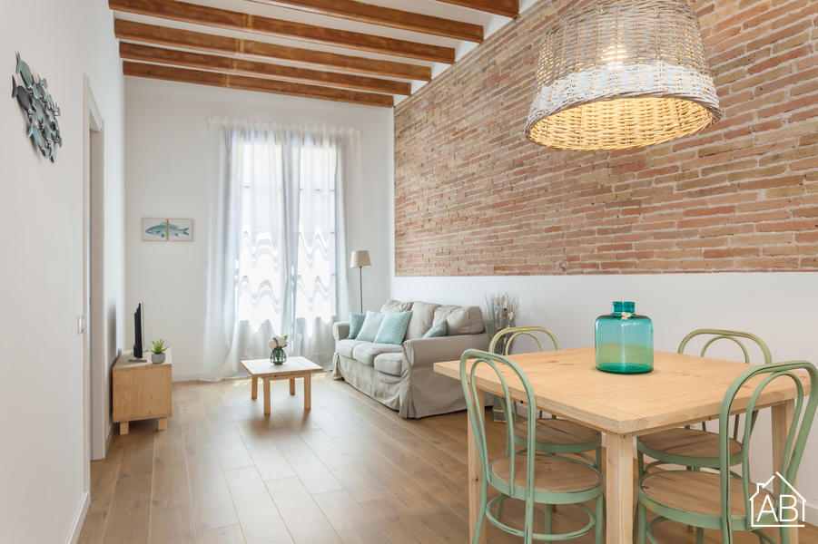 AB Premium Old Town P-2 - Wonderful Apartment in the Old Town for up to 4   - AB Apartment Barcelona