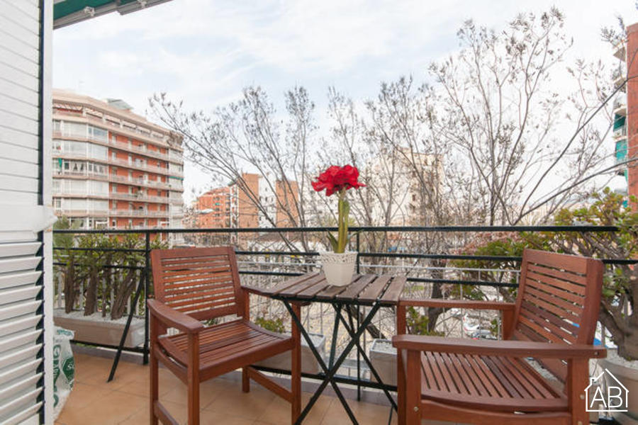 AB Marina Poblenou Apartment - Lovely Apartment for 5 in the Poblenou Neighbourhood - AB Apartment Barcelona
