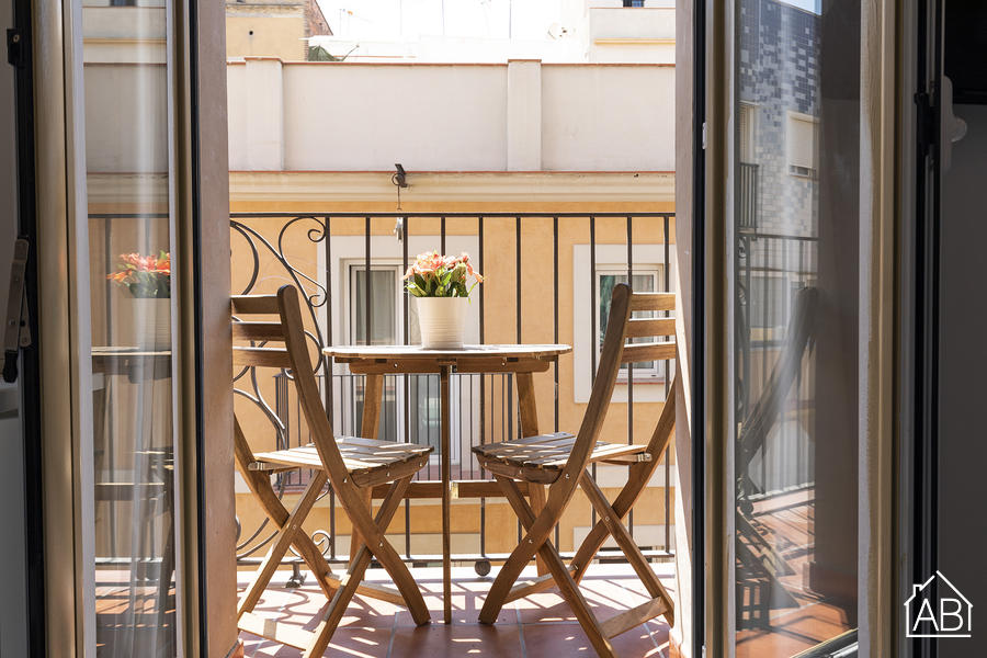AB Barceloneta Grau I Torras Street VII - Modern and Cosy One Bedroom Apartment in Heart of Barceloneta NeighbourhoodAB Apartment Barcelona -