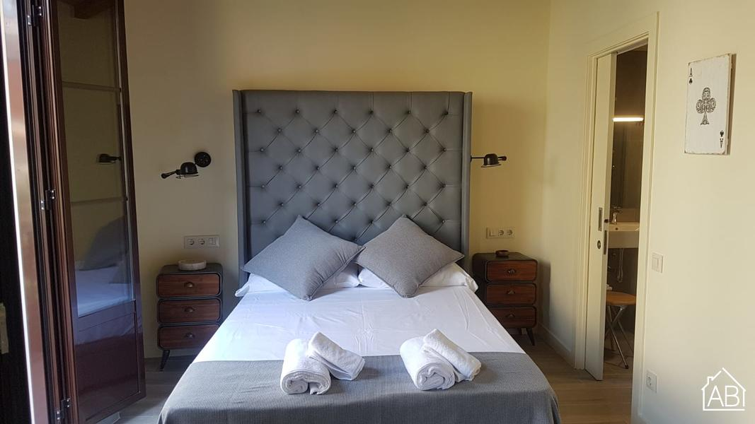 AB Poble Sec Blai Premium I - Lovely Apartment for 2 in Poble Sec - AB Apartment Barcelona