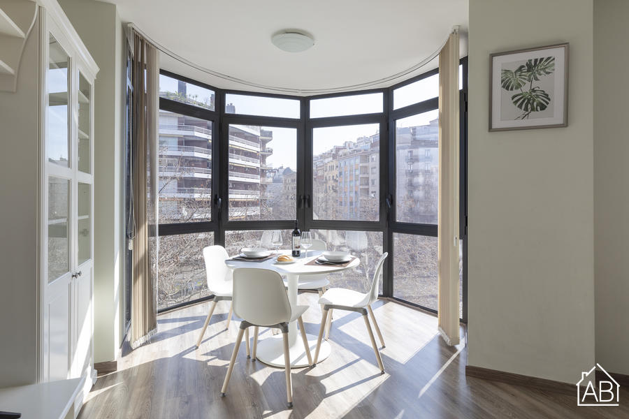 AB Eixample Luxury - Modern Eixample Apartment for up to 6 people near Plaça Universitat - AB Apartment Barcelona