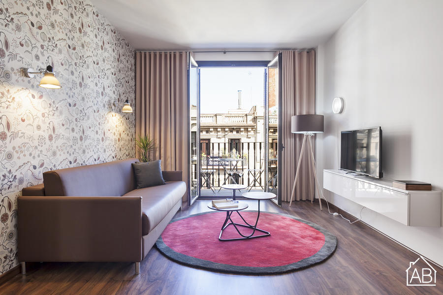 AB Bailen Apartment 1.2 - Amazing 2-bedroom Apartment in Eixample with a balcony - AB Apartment Barcelona