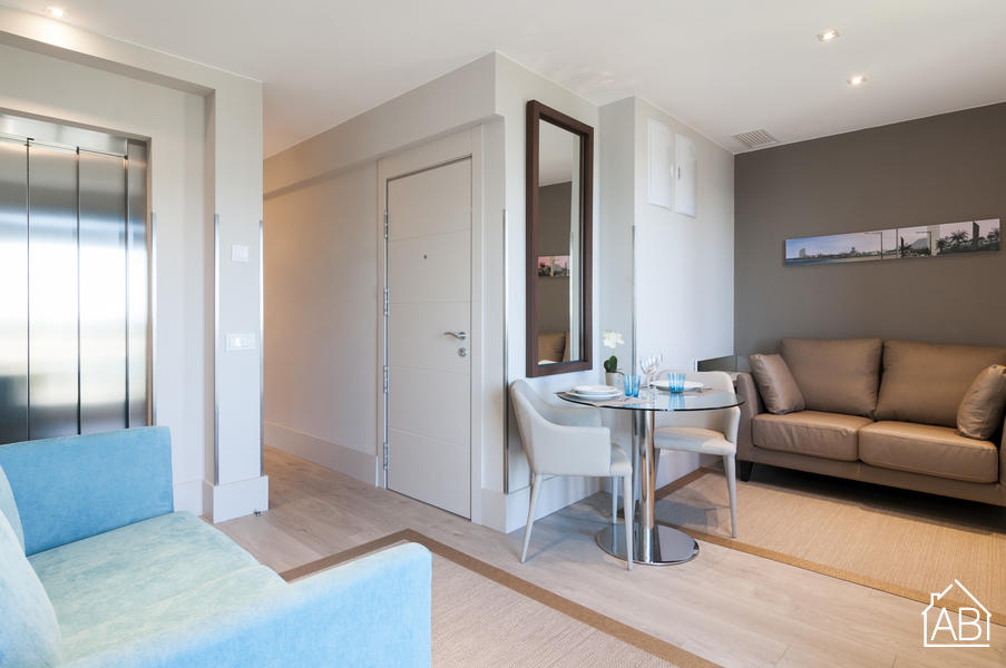 AB Barcelona Luxury Sea Views 1 - Bellissimo Appartamento a Barceloneta  - AB Apartment Barcelona