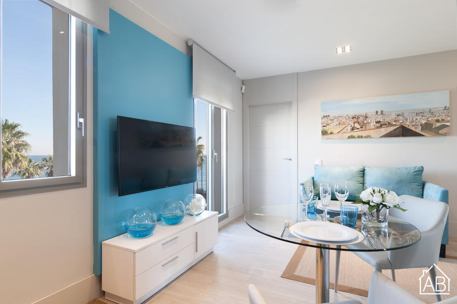 AB Barcelona Luxury Sea Views 4 - Modern Barceloneta Apartment for 4  - AB Apartment Barcelona