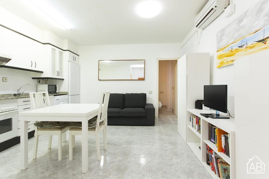 AB Cozy Born -  Gemütliches Apartment mit 1 Schlafzimmer und Balkon im Viertel El Born - AB Apartment Barcelona