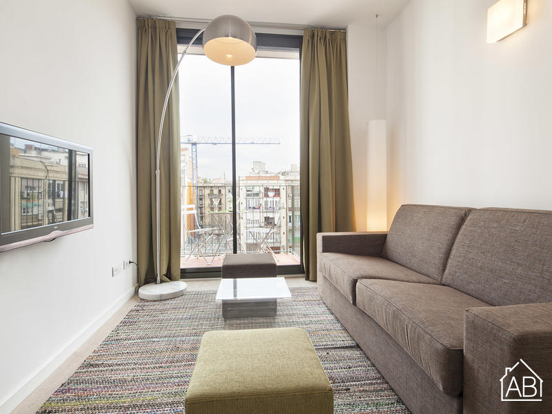 AB Girona Apartment 53 - Stylish Apartment for 4 with a Terrace near Passeig de Gràcia - AB Apartment Barcelona