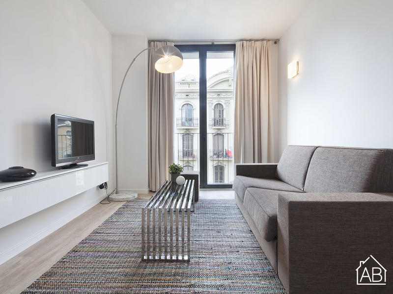 AB Girona Apartment 11 - Luxury Apartment for up to 7 guests in Eixample with a Balcony - AB Apartment Barcelona