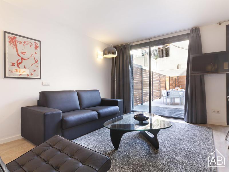 AB Girona Apartment 02 - Appartement Triplex de Luxe 4 chambres près de Passeig de Gràcia - AB Apartment Barcelona