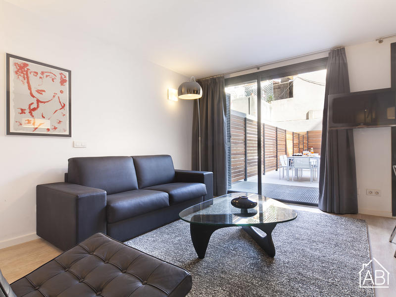 AB Girona Apartment 02 - Роскошные 4-х спальные трехэтажные апартаменты возле Пасео де Грасиа - AB Apartment Barcelona