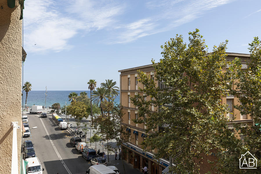 AB Barceloneta Sea Views III Rooms - 巴塞罗那的家常三卧室海景公寓 - AB Apartment Barcelona