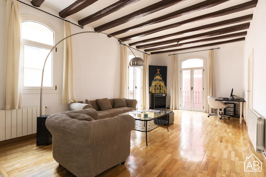 AB Heart of Gracia - Luxury Three Bedroom Apartment in Heart of Gracia Neighbourhood - AB Apartment Barcelona