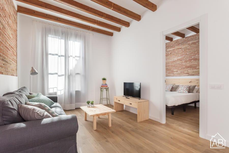 AB Premium Old Town - Apartamento Lujoso de Dos Dormitorios en el Vibrante Barrio del Raval - AB Apartment Barcelona