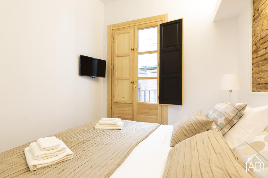 AB Mercat de Sant Antoni IX - Central and modern two bedroom apartment - AB Apartment Barcelona