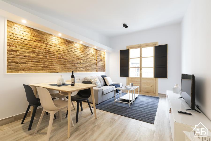 AB Mercat de Sant Antoni XII - Prachtig appartement met twee slaapkamers tussen Eixample en El Raval - AB Apartment Barcelona