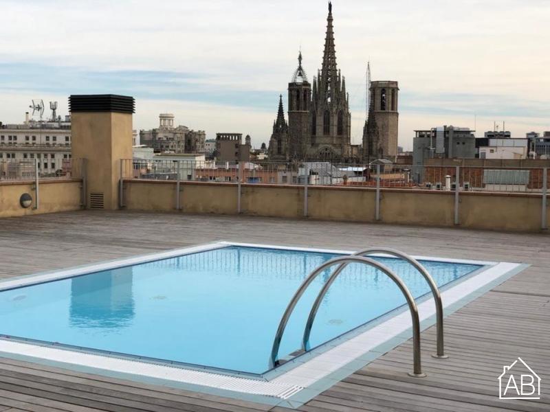 EXCLUSIVO APARTAMENTO EN EL PORTAL DEL ÁNGEL - Exklusive Wohnung in der Hauptstraße Portal del Angel - AB Apartment Barcelona