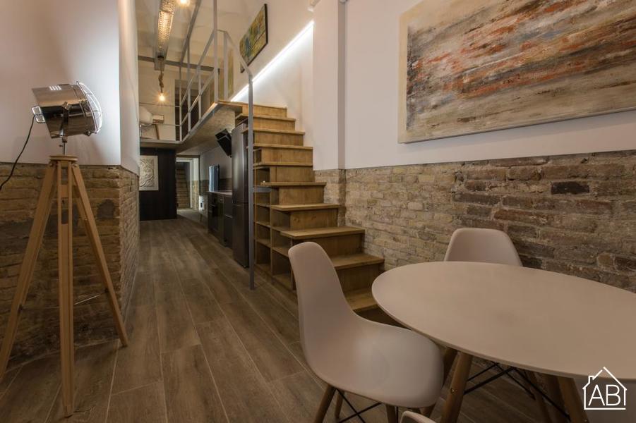 VIVIENDA DE DISEÑO EN SANT ANTONI -  Designerwohnung in Sant Antoni - AB Apartment Barcelona