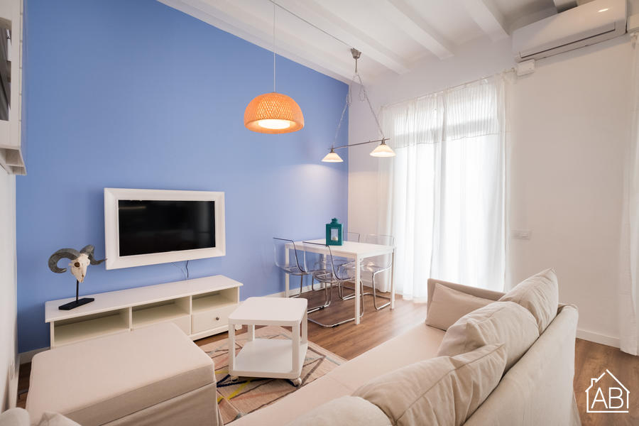 Sunny del Mar - Bright and modern two bedroom apartment in Barceloneta - AB Apartment Barcelona