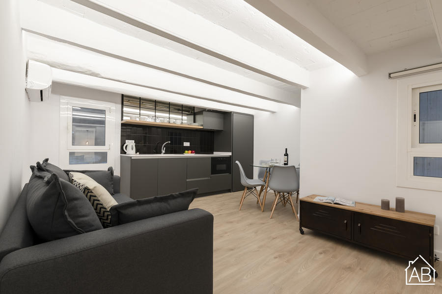 AB Cozy Gracia Apartment - Cosy and Contemporary Two-Bedroom Apartment in Gracia Neighbourhood - AB Apartment Barcelona