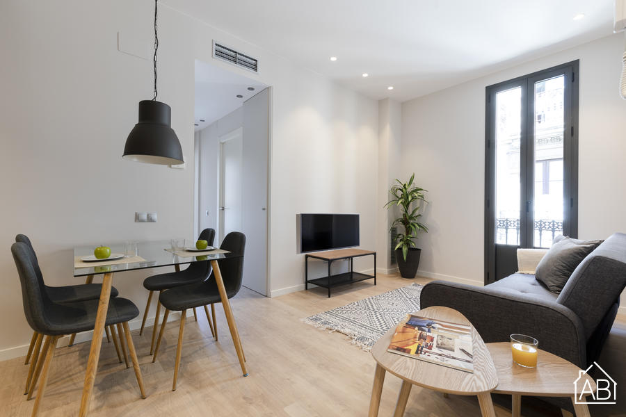 AB CENTRIC GRACIA - Современные апартаменты с 2 спальнями и балконом в районе Gracia - AB Apartment Barcelona