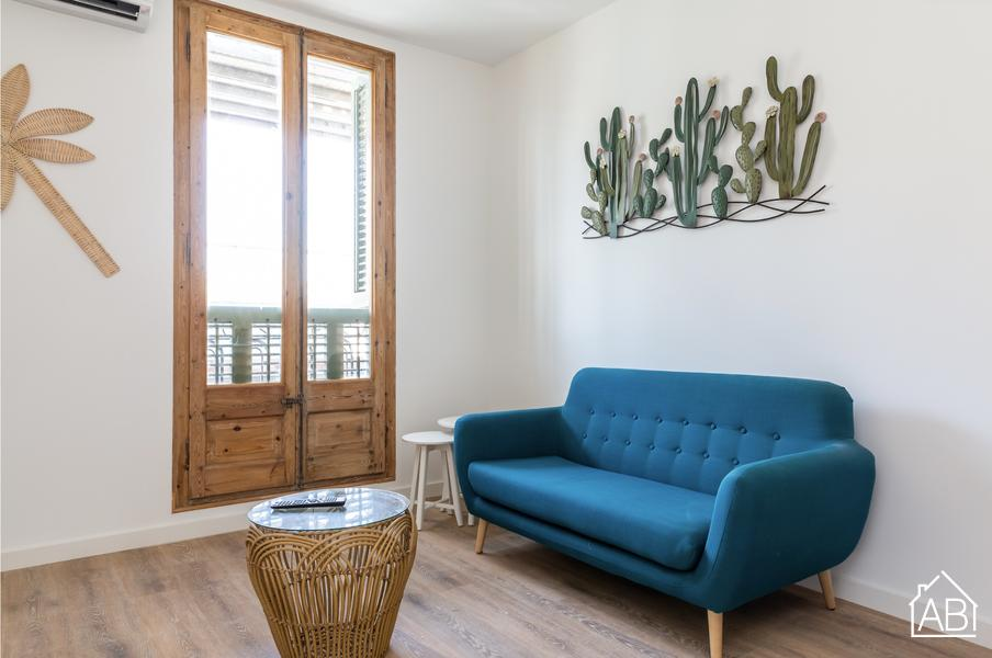 AB Eixample Monumental V - Lovely two-bedroom apartment in Eixample completely refurbished - AB Apartment Barcelona
