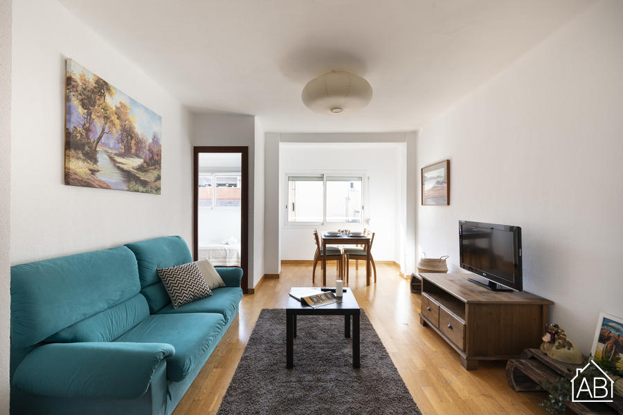 AB Sant Joan Despi - Spacious three bedroom apartment in Sant Joan Despi - AB Apartment Barcelona