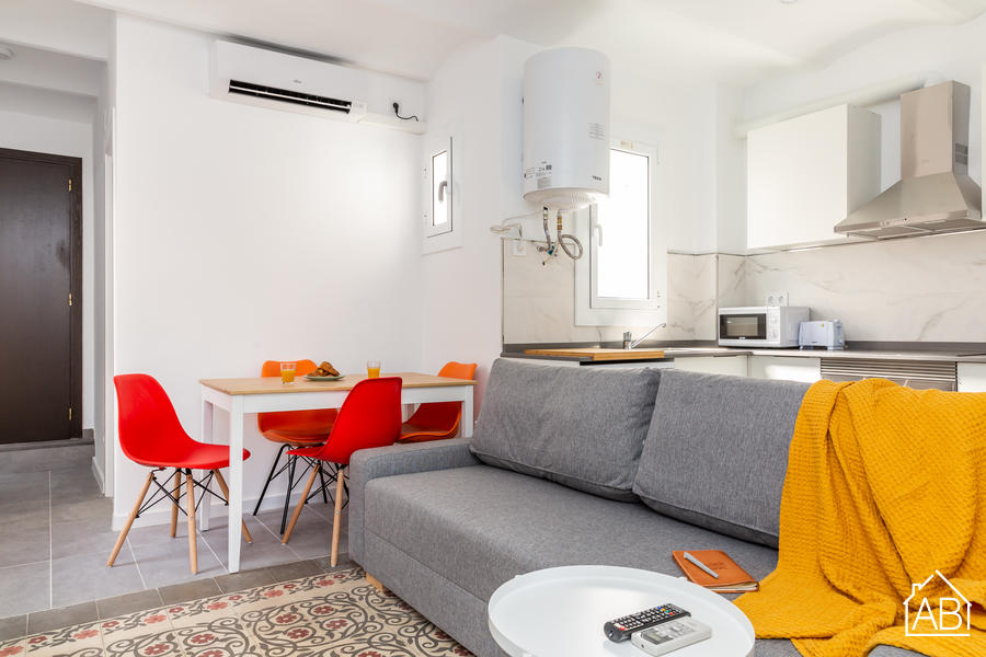AB Sagrada Familia Padilla I - Modern two-bedroom apartment next to Sagrada Familia - AB Apartment Barcelona