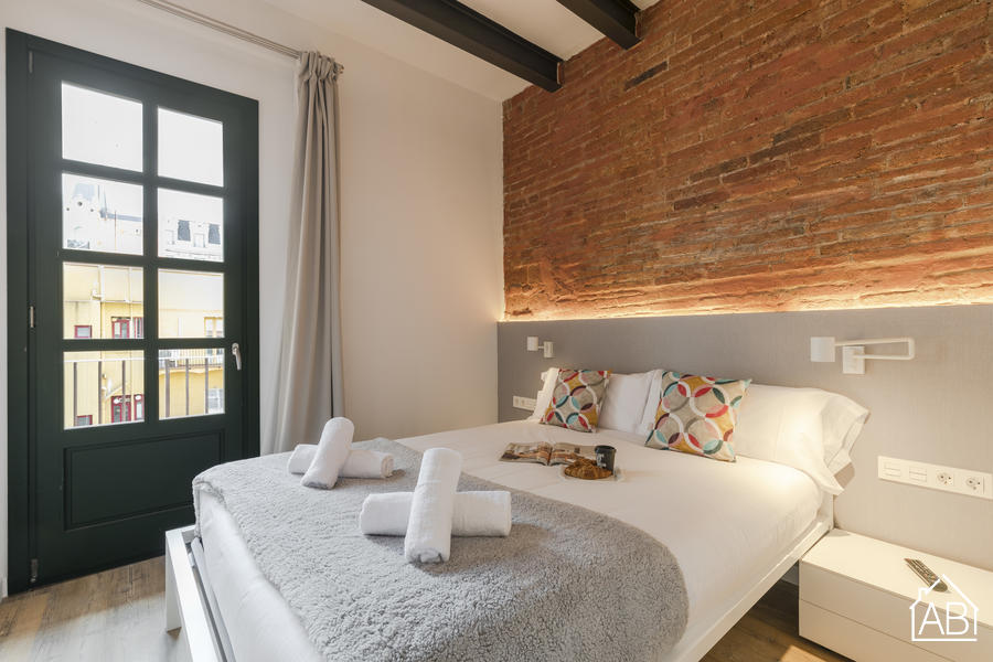 AB EIXAMPLE BATLLO - 4 - Wonderful two-bedroom apartment with balcony in EixampleAB Apartment Barcelona -