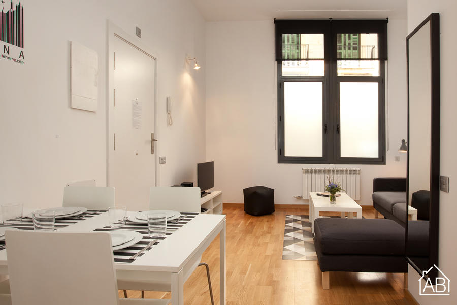AB Gracia Duplex - Modern two bedroom Duplex apartment in Gràcia - AB Apartment Barcelona