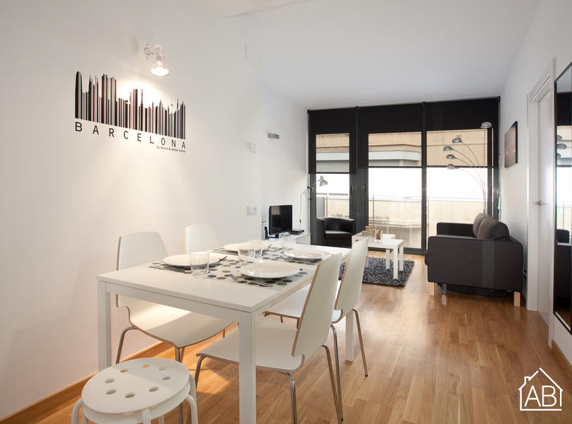 AB Gracia with Balcony - Modern two bedroom apartment with Balcony in Gràcia - AB Apartment Barcelona