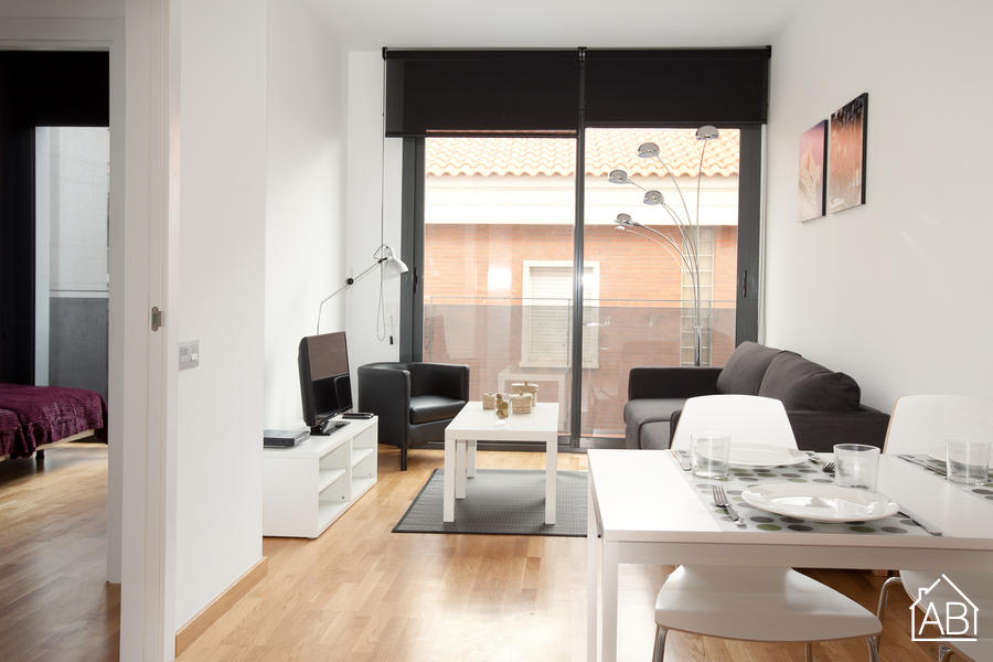 AB Gracia with Balcony - Spacious two-bedroom apartment with balcony in Gràcia - AB Apartment Barcelona
